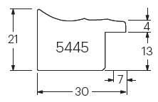 5445/AA