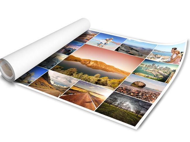 fotopaberi raamimine